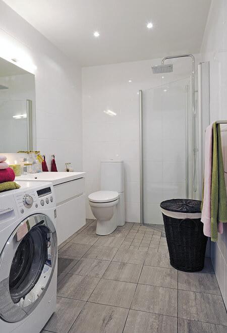 lavanderia no banheiro 2